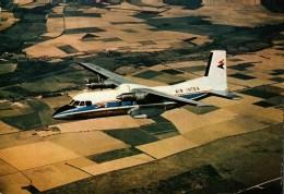 CPSM  -    Avions  -     NORD 262 Construit Par Nord-Aviation  - Avion De Transport Civil Pour étapes Courtes - - 1946-....: Moderne