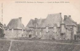 25M - 61 - Chènedouit - Orne - Environs De Putanges - Castel Du Repas (XVIIe Siècle) - E. Roussel - France