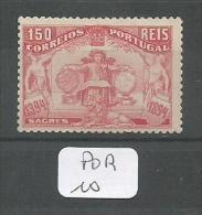 POR Afinsa 107 ( X ) - 1892-1898 : D.Carlos I