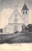 CHAMBOURCY 78 - L'Eglise - CPA - Yvelines - Chambourcy