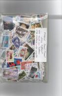 FRANCE GRAND FORMAT 1000 Différents Port Gratuit - Lots & Kiloware (mixtures) - Min. 1000 Stamps