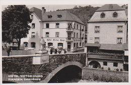 HOTEL VICTOR-HUGO, Vianden (Luxembourg) - Hoteles & Restaurantes
