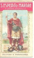 B 872 - S.ESPEDITO MARTIRE  ( LIBRETTO ) - Images Religieuses