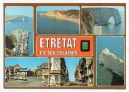 76 - Etretat Et Ses Falaises - Multivues - Etretat