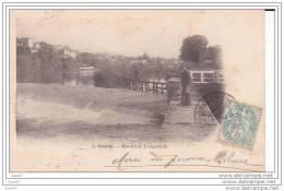 Cpa Réf-JP-X201 (  Dép-47 à CLAIRAC )  Le Moulin De Longueville - Autres Communes