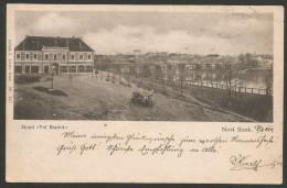 Croatia-----Sisak-----old Postcard - Kroatië