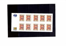 Carnet De 10 Timbres  YT C 564 Noël 2010 Livre De Messe / Booklet Mi 0-66 Christmas - Unused Stamps