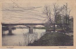 Troisdorf Pont De L Agger Aggerbrücke Rhein - Troisdorf