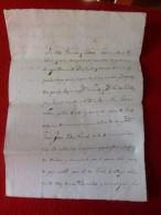 BARCELONE JACINTO TORNER Y BATLLORI VENTE 1855  ARCHIVES CANAL - Documents Historiques