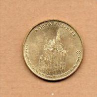 Monnaie De Paris : Sainte-Chapelle - 2001 - Monnaie De Paris