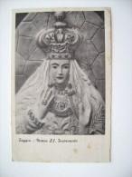 FOGGIA  MARIA SS. INCORONATA   MADONNA          RELIGIONE   VIAGGIATA  COME DA FOTO FORMATO PICCOLO - Vergine Maria E Madonne