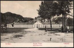 Montenegro: Cetinje (Cettigné), Militärkaserne - Montenegro