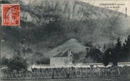 73 - CHAMPAGNEUX - CPA - Villa Du Revard - 1910 - Autres Communes