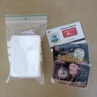 100 Gr. Hoesjes Voor Telekaarten - Pochettes Pour Telecartes, Coincards ... - Telefonkarten