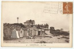CPA MANCHE - 50 - Barneville - Eolienne - Châteaux D'eau & éoliennes