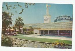 CPA Etats-Unis - El Rancho Vegas - Eolienne - Châteaux D'eau & éoliennes