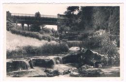 Woluwe-St-Pierre, Cascade Et Viaduc De L'Avenue De Tervueren, Edit. Nootens N° 3 - 2 Scans - Woluwe-St-Pierre - St-Pieters-Woluwe
