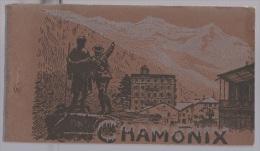 Carnet De  Cartes Postales De Chamonix - Chamonix-Mont-Blanc