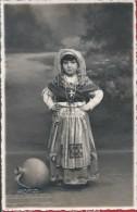 Minho Costume. Portugal. Postal Datado 1937. Minho. Ethnography. Folklore. Edition Enamel Lisbonense, Ltd. - Viana Do Castelo