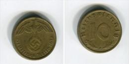[B997] Allemagne : 10 Reichspfennig 1938F