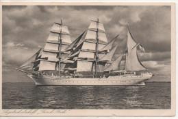 Nr.  2948,  Gorch Fock - Warships