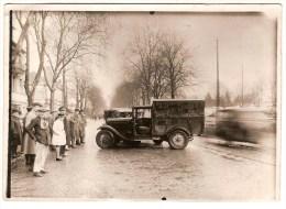 Photo 179x128 d'un camion BOUCHERIE des HALLES METZ MARCHE COUVERT Stans N�18(R�quisition de Guerre?)