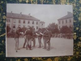 Austria-Hungary-army-107x83mm-cca 1905   (3155) - Guerra, Militari