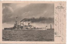 Nr.  879,  Linienschiff Schleswig Holstein - Guerra