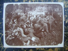Austria-Hungary-army-115x85mm-cca 1910   (3156) - Guerra, Militari
