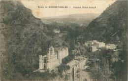 42 - Route De ROCHETAILLEE - Hospice Saint-Joseph - Rochetaillee