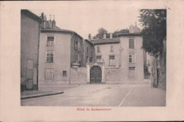 Hôtel De GELLENONCOURT - Other Municipalities