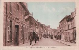 SAINTE-MENEHOULD Rue Chanzy - Sainte-Menehould