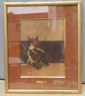 RARE - SECESSION - Sezession - R. WERNER - La Dame Au Lévrier - 1921 - Autres Collections