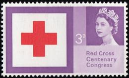 GREAT BRITAIN - Scott #395 Lifeboat Under Sail, 9th Anniversary / Mint NH Stamp - 1952-.... (Elizabeth II)