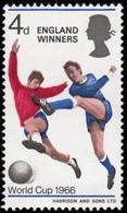 GREAT BRITAIN - Scott #458 Football World Cup, England '66 / Mint NH Stamp - 1952-.... (Elizabeth II)