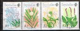 SEYCHELLES /Oblitérés/Used/1991 - Orchidées - Seychelles (1976-...)
