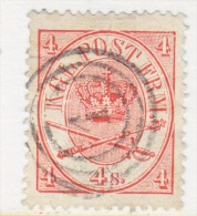 DENMARK  13    (o) - 1864-04 (Christian IX)
