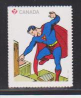 Canada, 2013, # 2679,  Superman   Single From Bklet Mnh - Carnets