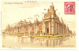 ** < St Louis ¤ Exposition - St Louis – Missouri