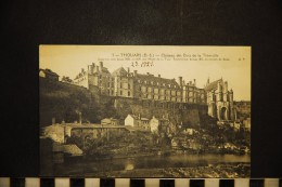 CPA  79, THOUARS, Chateau Des Ducs De La Tremoille - Thouars