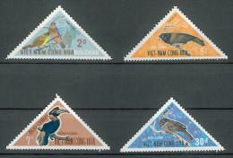 SOUTH VIETNAM - 1970 Birds - Vietnam