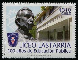 Chile (2013) - Set -  /  University  - Universidad - Universite - School - Liceo Lastarria - Chili