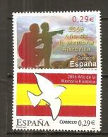 España/Spain-(MNH/**) - Edifil 4286/87 - 1931-Hoy: 2ª República - ... Juan Carlos I