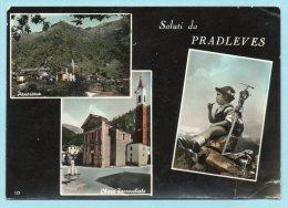 Saluti Da Pradleves - Cuneo
