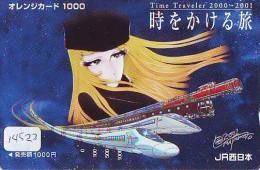 MANGA Télécarte Japon * Cinéma * ANIMATE * Animé (14.522) TELEFONKARTE * MOVIE * PHONECARD JAPAN * - Film