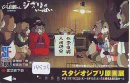 MANGA Télécarte Japon * Cinéma * ANIMATE * Animé (14.525) TELEFONKARTE * MOVIE * PHONECARD JAPAN * - Kino