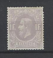 Nr 36 **  Met Gebreken Zie Scans Voor Goede Indruk - 1869-1883 Leopold II