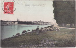 71. MACON. Chemin Du Pont Vert - Macon
