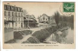 CPA SAINT MAUR DES FOSSES (Val De Marne) - LA VARENNE SAINT HILAIRE : Quai De La Varenne - Saint Maur Des Fosses