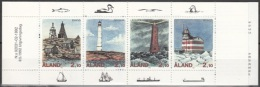 Aland    Scott No. 67a   Mnh  Year  1992   Complete Booklet - Aland